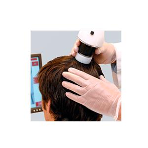 Examen del cabello totalmente gratis