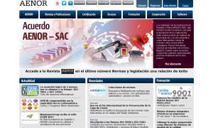 AENOR (Asociación Española de Normalización y Certificación)