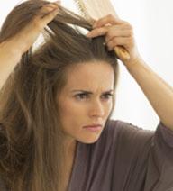 primeros sintomas de la caida del pelo en mujeres