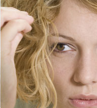 problemas puntuales caida cabello en mujeres