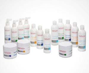 Varios productos capilares de la marca Svenson