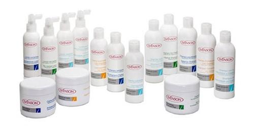 Productos capilares de la marca Svenson