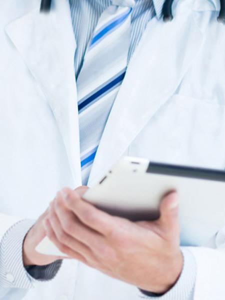 Médico capilar de tratamientos
