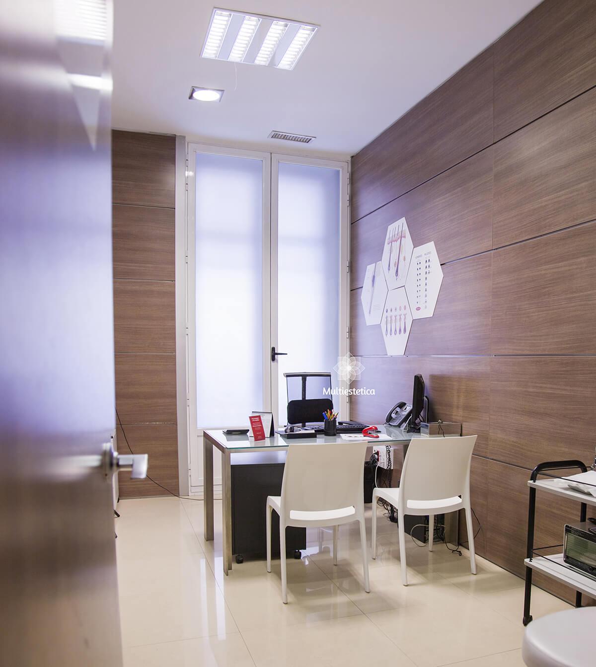 Centro Svenson Despacho Madrid Velazquez