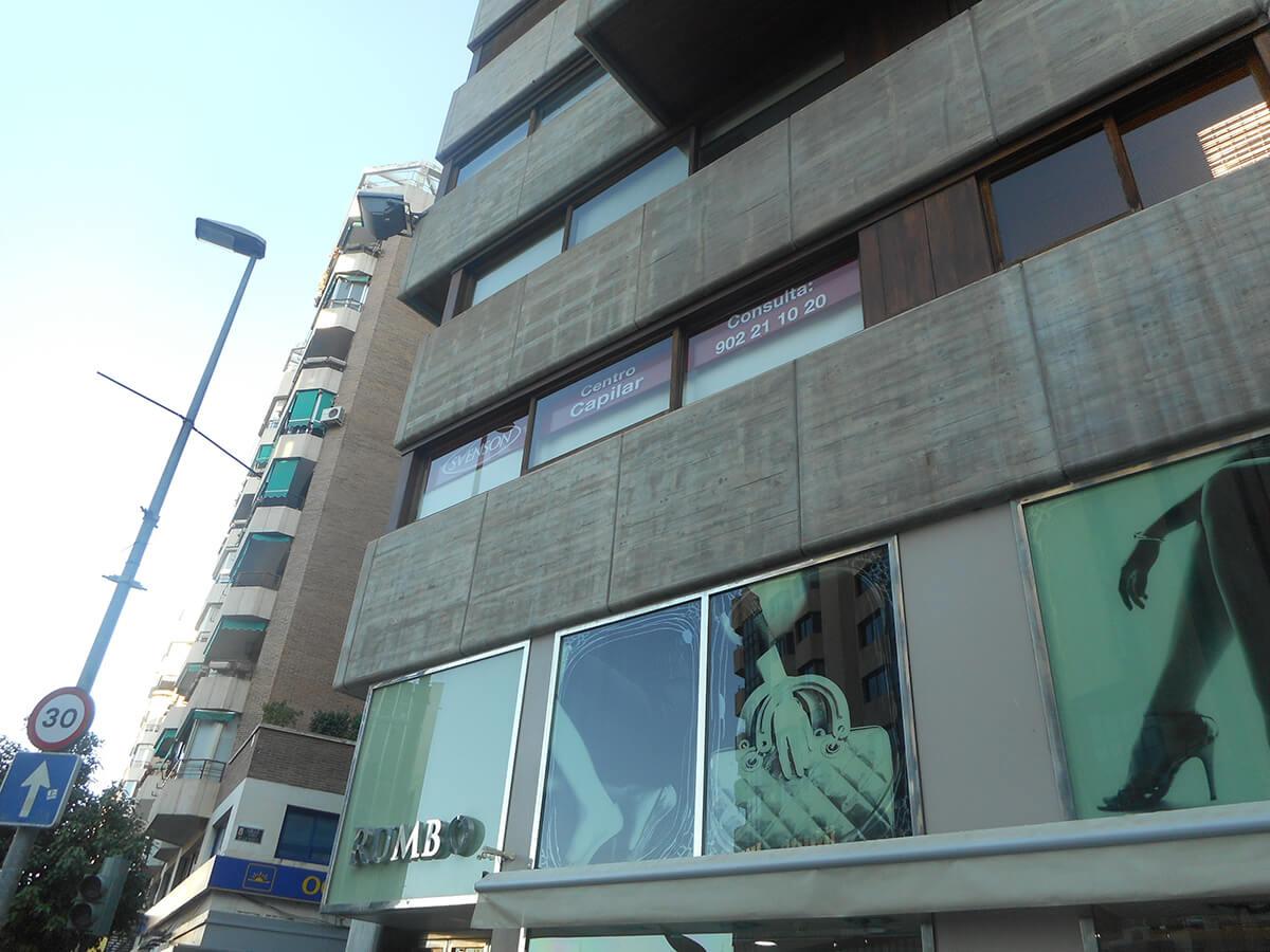Centro Svenson Fachada Murcia