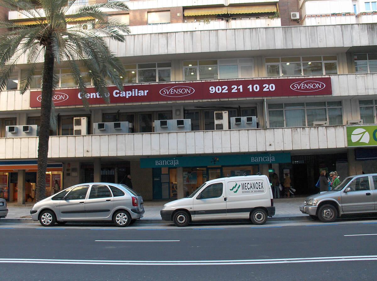 Centro Svenson Fachada Sevilla Rep Argentina