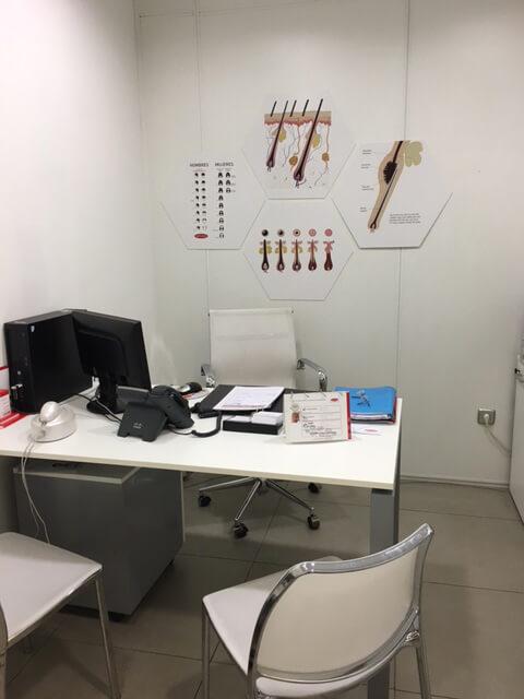 Centro Svenson consulta Madrid Parque Sur