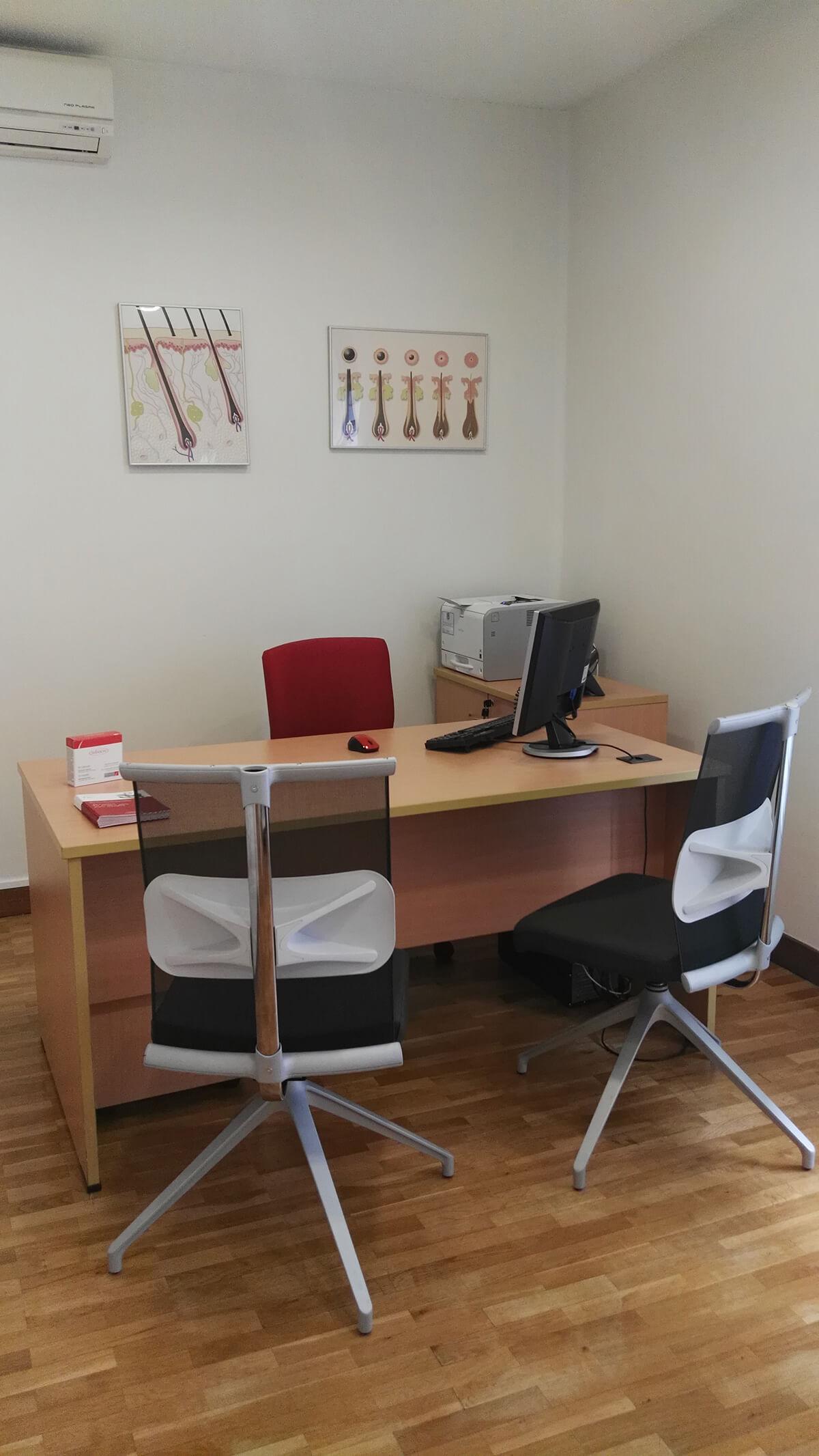 Centro Svenson consulta Pamplona