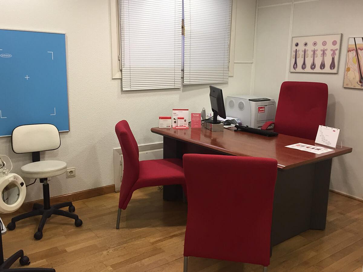 Centro Svenson consulta Santander